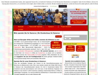 cefomec.org screenshot