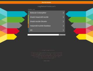 cegfelszamolas.com screenshot