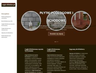 cegla-klinkier.pl screenshot