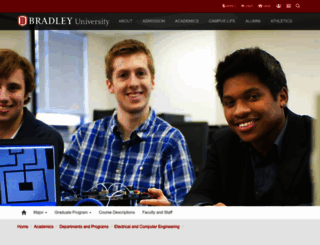 cegt201.bradley.edu screenshot