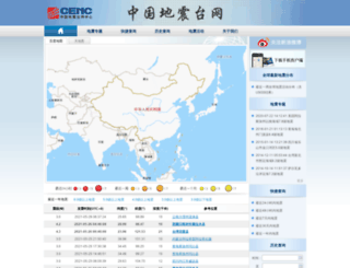 ceic.ac.cn screenshot