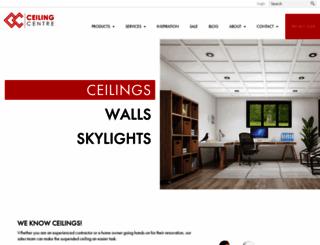 ceilingcentre.com screenshot