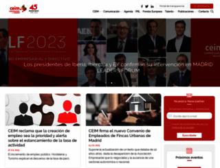 ceim.es screenshot