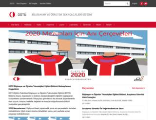 ceit.metu.edu.tr screenshot