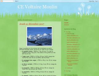 cejeanmoulin.blogspot.com screenshot