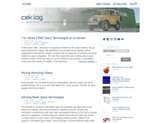 ceklog.kindel.com screenshot