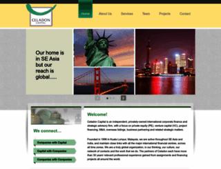 celadon.asia screenshot