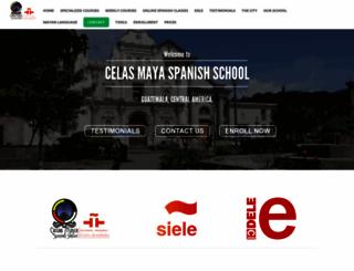 celasmaya.edu.gt screenshot