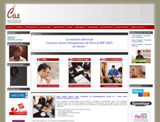 cele.fr screenshot