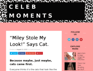 celebmoments.tv screenshot