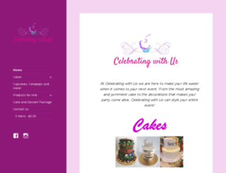 celebrationsrus.com.au screenshot