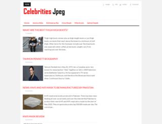 celebritiesjpeg.blogspot.com screenshot