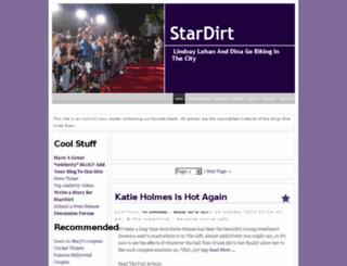 celebrity.blogdig.net screenshot
