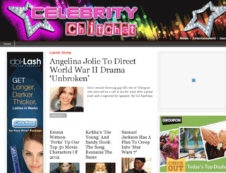 celebritychitchat.com screenshot