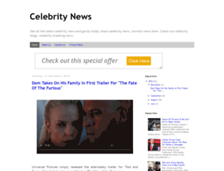celebritynews33.blogspot.com screenshot