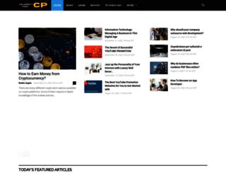 celebritypost.net screenshot