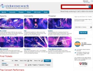 celebrityseats.com screenshot