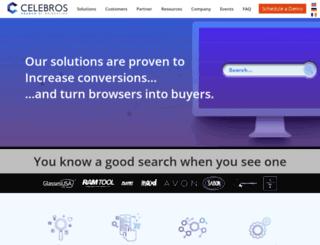 celebros.com screenshot