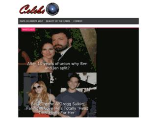 celebspaparazzi.com screenshot