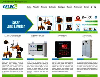 celec.com screenshot