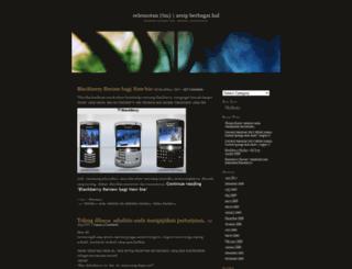 celemotan.wordpress.com screenshot