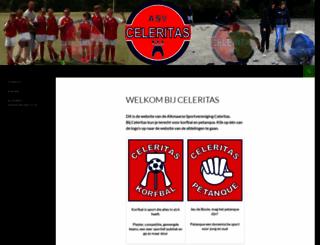celeritas.nl screenshot