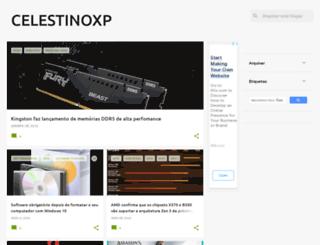celestinoxp.blogspot.com screenshot