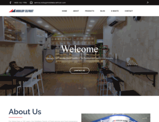 celfrost.com screenshot
