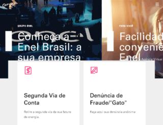 celg.com.br screenshot