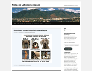celiacoslatinoamericanos.wordpress.com screenshot