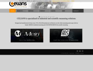 celians.com screenshot