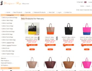 celinebag.3gley.com screenshot