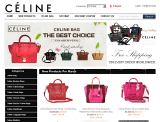 celinebagplaza.com screenshot