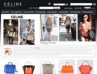 celineukbags.com screenshot