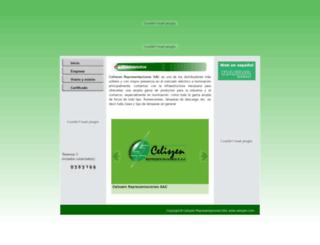celiszen.com screenshot