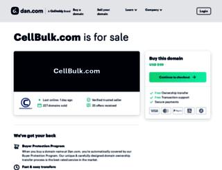 cellbulk.com screenshot