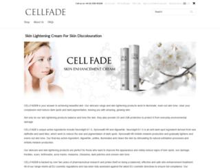cellfade.com screenshot