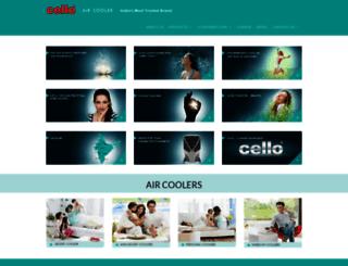 cellocoolers.com screenshot