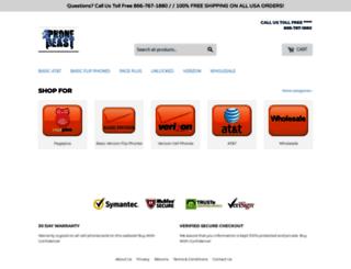 cellphonebeast.com screenshot