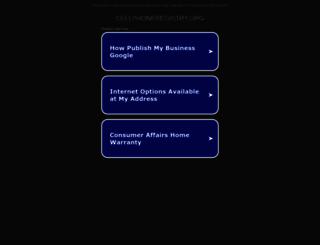 cellphoneregistry.org screenshot