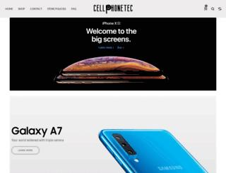 cellphonetec.com screenshot