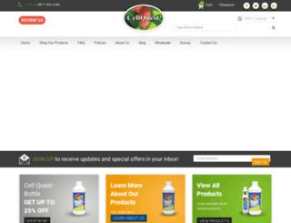 cellquest.com screenshot