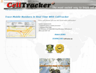 celltracker-software.blogspot.in screenshot