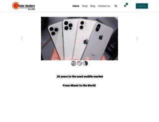 cellular-dealers.com screenshot