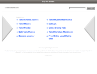 celluloidtamil.com screenshot