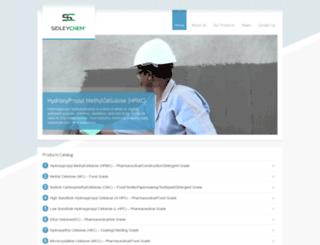 celluloseether.com screenshot