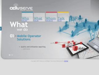 celluserve.com screenshot
