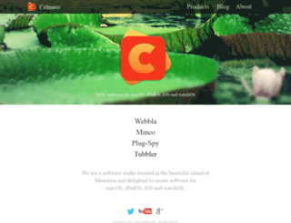celmaro.com screenshot