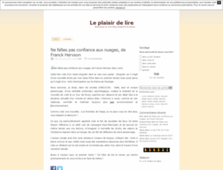 celou21.unblog.fr screenshot