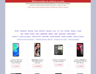 celulares.villalugano.com.ar screenshot